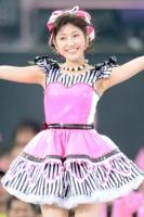『AKB48単独 春コンin国立競技場』(3月29日)の模様<br>渡辺麻友(チームAのステージ)