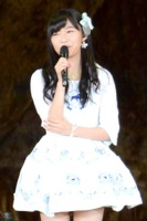 『AKB48単独 春コンin国立競技場』(3月29日)の模様<br>シングル「ラブラドール・レトリバー」選抜メンバーのHKT48・指原莉乃