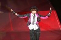『AKB48グループ春コンinさいたまスーパーアリーナ〜思い出は全部ここに捨てていけ!〜』<br>SKE48単独公演の模様<br>「クロス」を披露する宮澤佐江