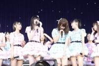 『AKB48グループ春コンinさいたまスーパーアリーナ〜思い出は全部ここに捨てていけ!〜』<br>HKT48単独公演の模様