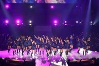 『AKB48グループ春コンinさいたまスーパーアリーナ〜思い出は全部ここに捨てていけ!〜』<br>HKT48単独公演の模様<br>「既読スルー」