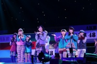 『AKB48グループ春コンinさいたまスーパーアリーナ〜思い出は全部ここに捨てていけ!〜』<br>NMB48単独公演の模様<br>「星空のキャラバン」