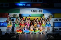 『AKB48グループ春コンinさいたまスーパーアリーナ〜思い出は全部ここに捨てていけ!〜』<br>NMB48単独公演の模様<br>「インゴール」