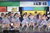 『AKB48グループ春コンinさいたまスーパーアリーナ〜思い出は全部ここに捨てていけ!〜』<br>NMB48単独公演の模様<br>「高嶺の林檎」