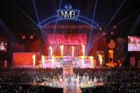 『AKB48グループ春コンinさいたまスーパーアリーナ〜思い出は全部ここに捨てていけ!〜』<br>NMB48単独公演の模様<br>「カモネギックス」