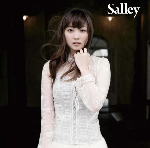 Salley 3rdシングル<br>「あたしをみつけて」(初回限定盤)<br>