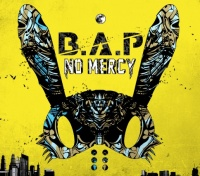 B.A.P 「NO MERCY」(Type-A)<br>