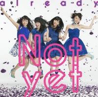 Not yet 1stアルバム『already』(通常盤 Type-C) <br>⇒