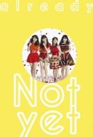 Not yet 1stアルバム『already』(Type-D) <br>⇒