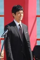 第18回釜山国際映画祭(2013年)のイベントに参加した西島秀俊