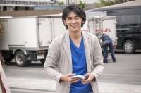 岡田将生 映画『オー! ファーザー』インタビュー(C)吉本興業