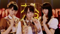 大人AKB48の『パピコ』(江崎グリコ)新CMカット<br>左から小嶋真子、川栄李奈、大和田南那