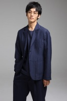 松坂桃李 映画『万能鑑定士Q -モナ・リザの瞳-』インタビュー(写真:片山よしお)