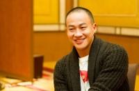 ピーター・ホー 映画『一分間だけ』インタビュー(写真:泉山美代子)