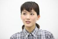 綾瀬はるか 映画『万能鑑定士Q -モナ・リザの瞳-』インタビュー(写真:片山よしお)