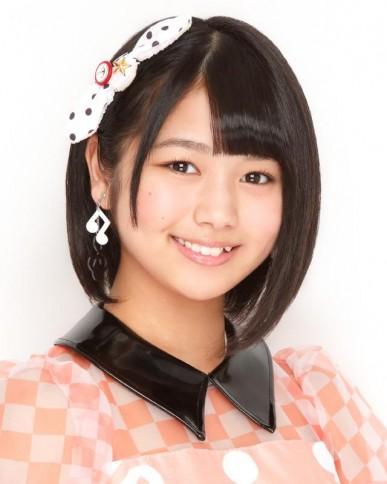 SKE48 チームKII<br>北野瑠華