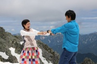 豊川悦司 映画『春を背負って』インタビュー(C)2014「春を背負って」製作委員会