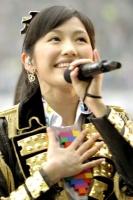 『大島優子卒業コンサート』<br>渡辺麻友