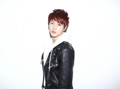 防弾少年団(BTS)のデビューシングル「NO MORE DREAM -Japanese Ver.-」のミュージックビデオ撮影の様子<br>JIN(ジン)