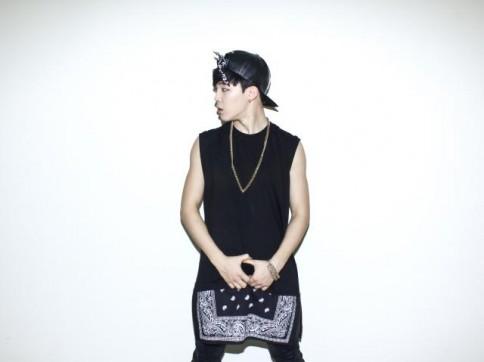 防弾少年団(BTS)のデビューシングル「NO MORE DREAM -Japanese Ver.-」のミュージックビデオ撮影の様子<br>V(ブイ)