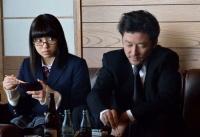二階堂ふみ 映画『私の男』インタビュー(C)2014「私の男」製作委員会
