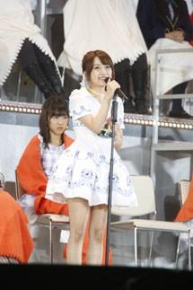 『第6回AKB48選抜総選挙』<br>9位 高橋みなみ AKB48チームA(AKB48グループ総監督)<br>57,388票
