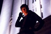 ルパン一味のピエール役のキム・ジュン<br>実写『ルパン三世』撮影現場レポート『WEB独占掲載!日本映画の枠を超越した熱気に包まれた2ヶ月』(C)2014映画「ルパン三世」製作委員会