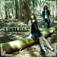TRUSTRICK『Eternity』(通常盤)