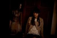 佐々木希 映画『呪怨 −終わりの始まり−』インタビュー(C)2014「呪怨 終わりの始まり」製作委員会