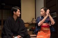 連続テレビ小説『ごちそうさん』ヒロインを務める杏(C)NHK