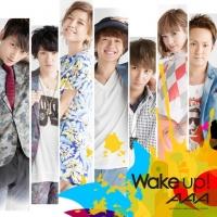 AAAのシングル「Wake up!」【CDのみ[AAAジャケットver.]】