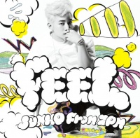 JUNHO(From 2PM)のアルバム『FEEL』【初回限定生産盤B】