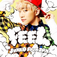 JUNHO(From 2PM)のアルバム『FEEL』【完全生産限定盤】