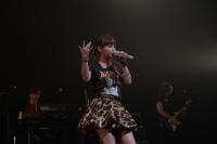 『EX THEATER PREMIUM LIVE SERIES GO LIVE VOL.2』に出演した中川翔子