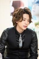 『2014上半期ブレイク俳優』7位の三浦翔平 (写真:鈴木一なり)