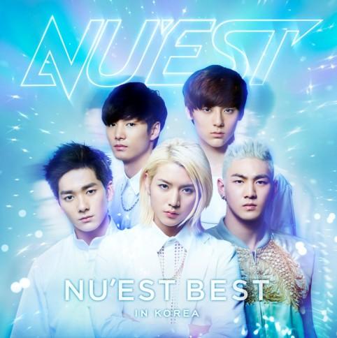 NU'ESTのベストアルバム『NU'EST BEST IN KOREA』【通常盤】