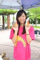 名城大学とエナジードリンク『RAIZIN』がコラボ! 構内のあちこちで、サンプリングイベントを開催。