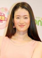 「理想の美肌ランキング2014」4位となった小雪 (C)ORICON NewS inc.