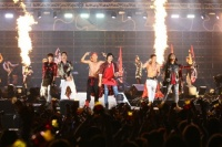 『a-nation stadium fes. 』1日目<br>三代目 J Soul BrothersとEXILEメンバーら