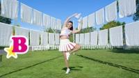 新作CM 衣料用柔軟剤『ホールド』(P&G)でハツラツ演技を披露しているミランダ・カー