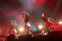 『@JAM EXPO 2014』に出演した<br>LinQ
