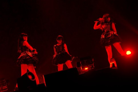 『@JAM EXPO 2014』に出演した<br>Party Rockets