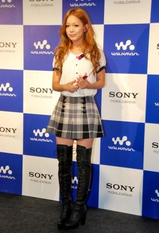 「ファッションリーダーランキング2014」同率7位の西野カナ(C)ORICON