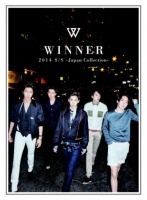 WINNERのアルバム『2014 S/S -Japan Collection-』【初回盤CD+DVD】