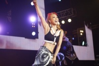 『a-nation taiwan』<br>倖田來未