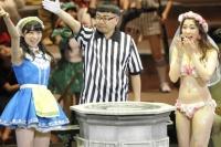[Eブロック2回戦]AKB48の岩立沙穂とSKE48の石田安奈