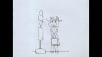 『バス停にて…』(2014年再現版)<br>庵野秀明監督インタビュー『けっこうおもしろいものを作ってきた』