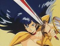 『夢幻戦士ヴァリス』(1987年)(C)SUNSOFT<br>庵野秀明監督インタビュー『けっこうおもしろいものを作ってきた』