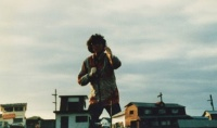 総監督作品『帰ってきたウルトラマン マットアロー1号発進命令』(1983年)(C)DAICONFILM「帰ってきたウルトラマン」原作(C)円谷プロ<br>庵野秀明監督インタビュー『けっこうおもしろいものを作ってきた』