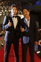 第19回釜山国際映画祭レッドカーペット・セレモニーフォト